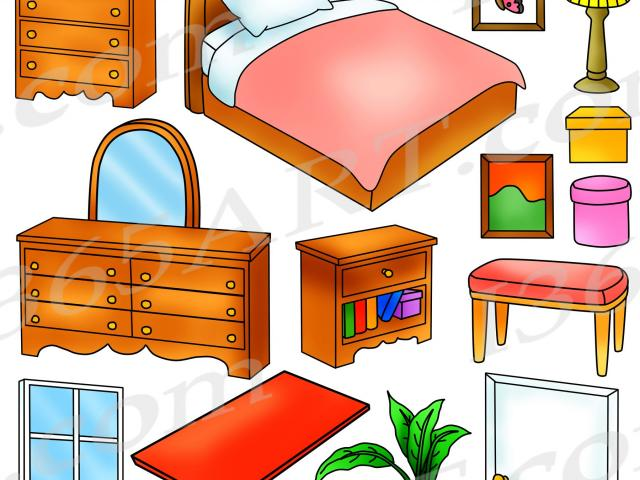 Free Furniture Clipart, Download Free Clip Art on Owips.com.