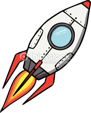 Clipart fusée 1 » Clipart Station.