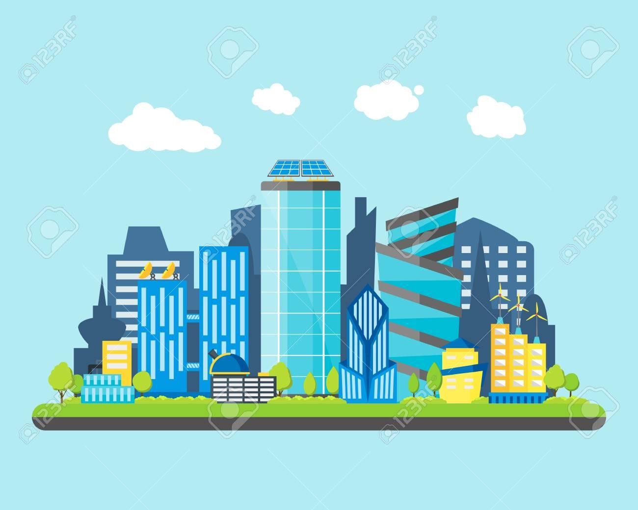 Futuristic City Cliparts Free Download Clip Art.