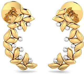 P.N.Gadgil Jewellers Women\'s Earrings: Buy P.N.Gadgil.