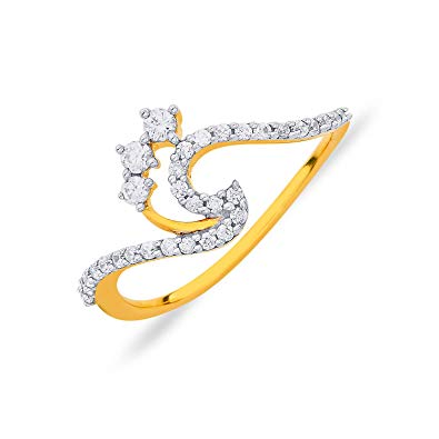 Buy P.N.Gadgil Jewellers 22k (916) Yellow Gold and American.