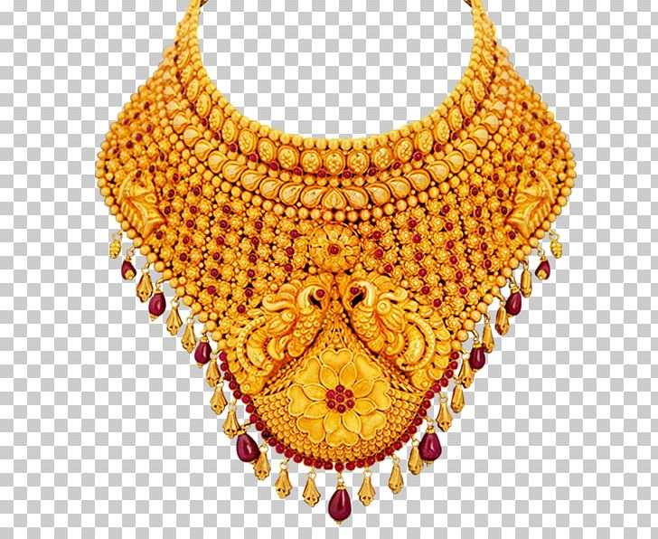 Jewellery Necklace Gold Choker Jewelry Design PNG, Clipart.
