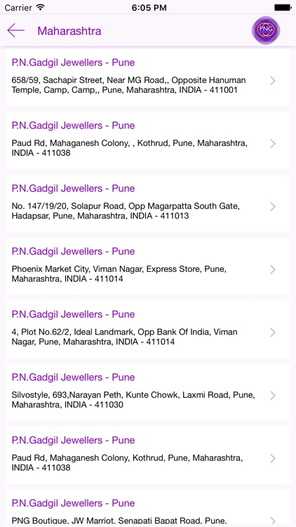PNG Jewellers by P N GADGIL JEWELLERS PRIVATE LIMITED.