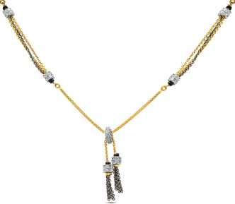 Long Chain With Pendants Mangalsutra.
