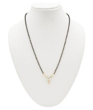Jewellery Ethnic Traditional Gold Plated American Diamond.