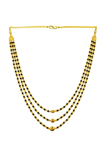 Buy P.N.Gadgil Jewellers Multiple Strands 22 kt Gold.