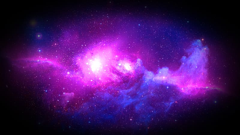 Universe Galaxy Art Human body Space, Space transparent.