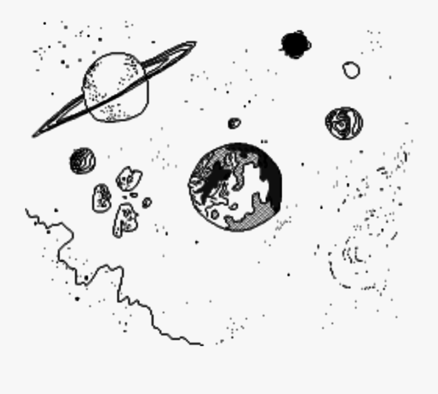 Tumblr Planets Galaxy Stars.