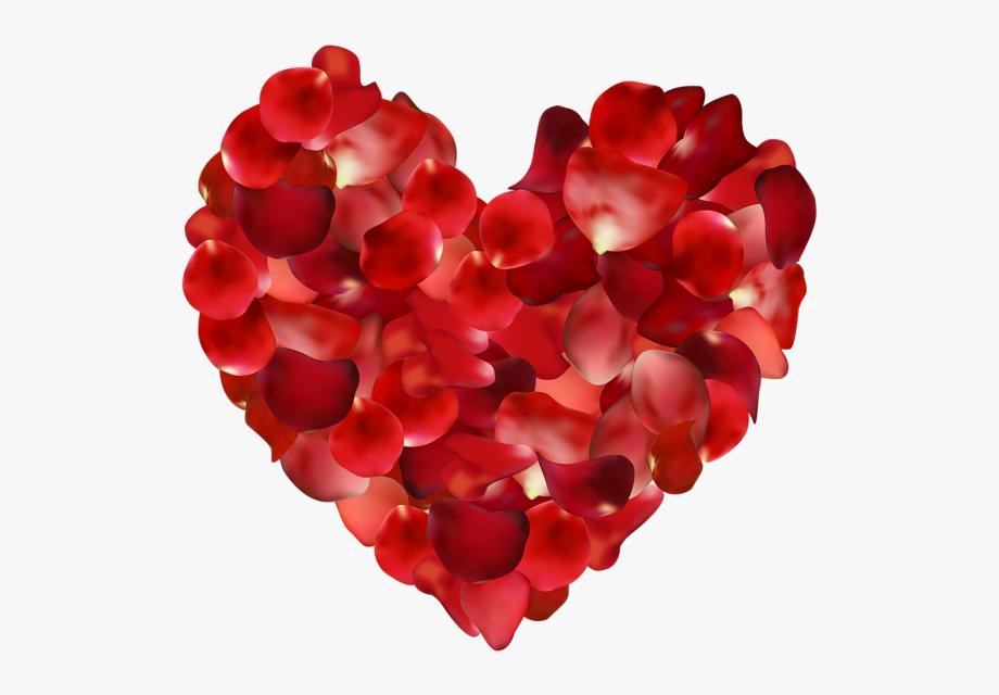 Art Images, Rose Petals, Heart, Gallery, Flowers, Clip.
