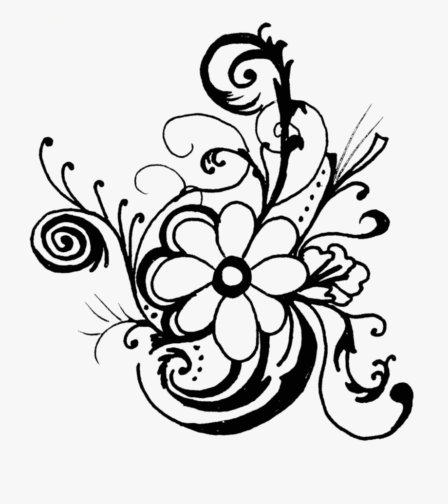 Floral Flower Clipart Free Images.
