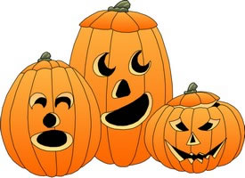 Free Halloween Clipart Images.