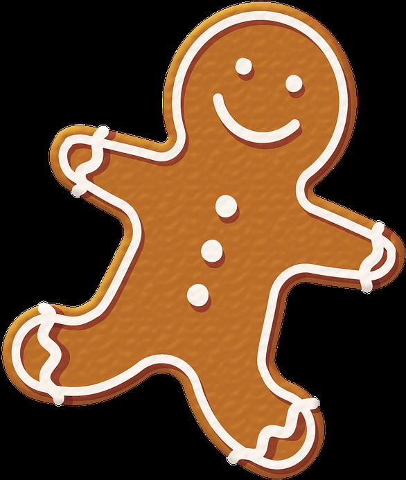 Ginger Bread Gingerbread Boy Gingerbread Cookie Galleta De.