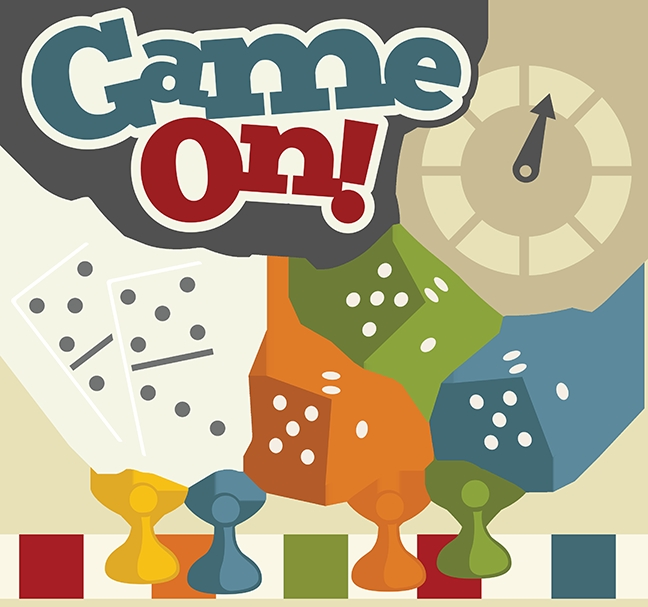 game night free clipart40 PNG free clip art games Graphics.