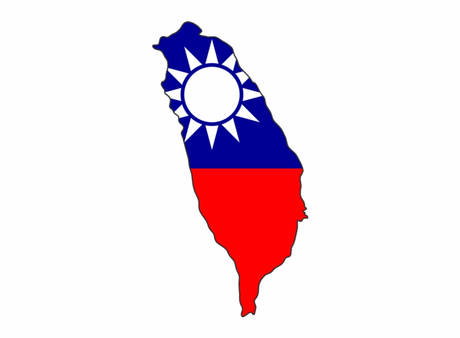 Clipart Of Taiwan.