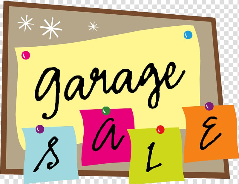 Garage sale Sales House , sale transparent background PNG.