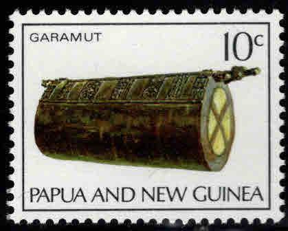 PNG Papua New Guinea Scott 294 MNH** Garamut Drum stamp.