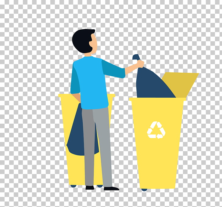 Waste sorting Waste container, cleaning of health material.