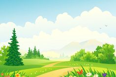 Background clipart garden, Background garden Transparent.