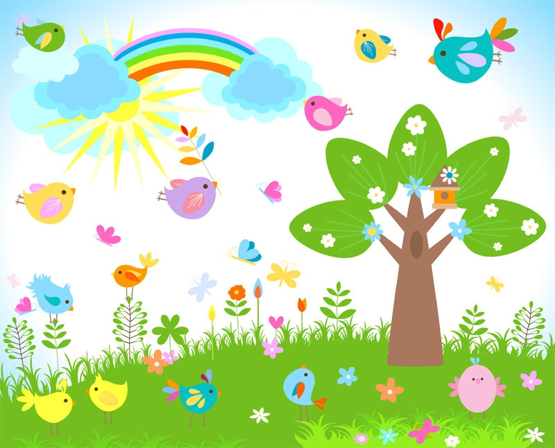 Background clipart garden, Picture #245240 background.