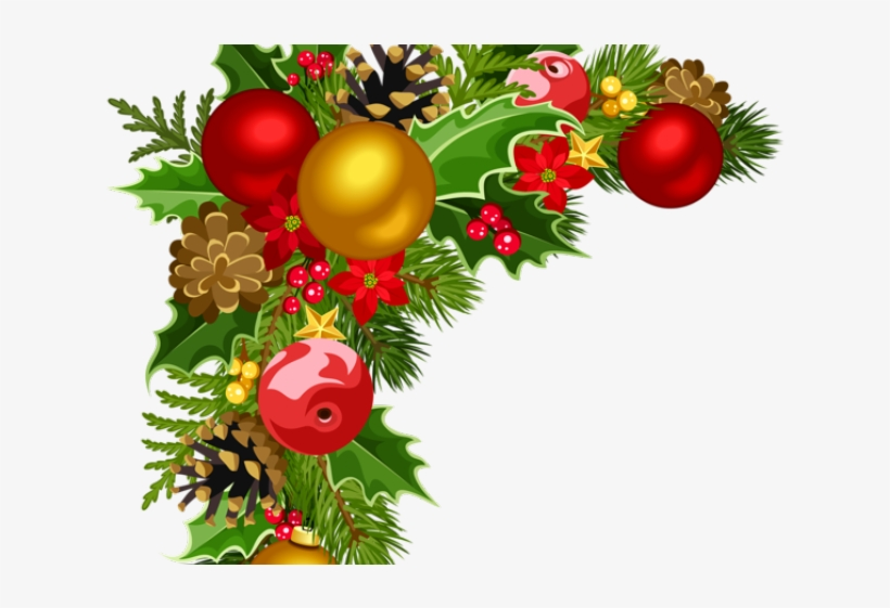Christmas Clipart Clipart Garland.