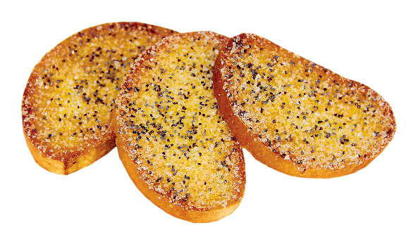 Garlic Bread PNG Transparent Images.
