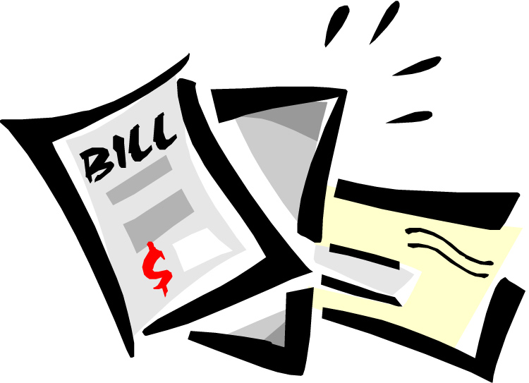 Bill clipart gas bill Transparent pictures on F.
