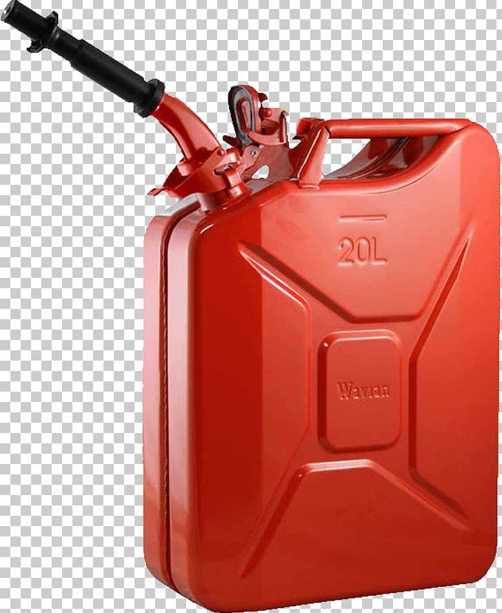Jerrycan Gasoline Tin Can Coating Fuel PNG, Clipart, Closure.
