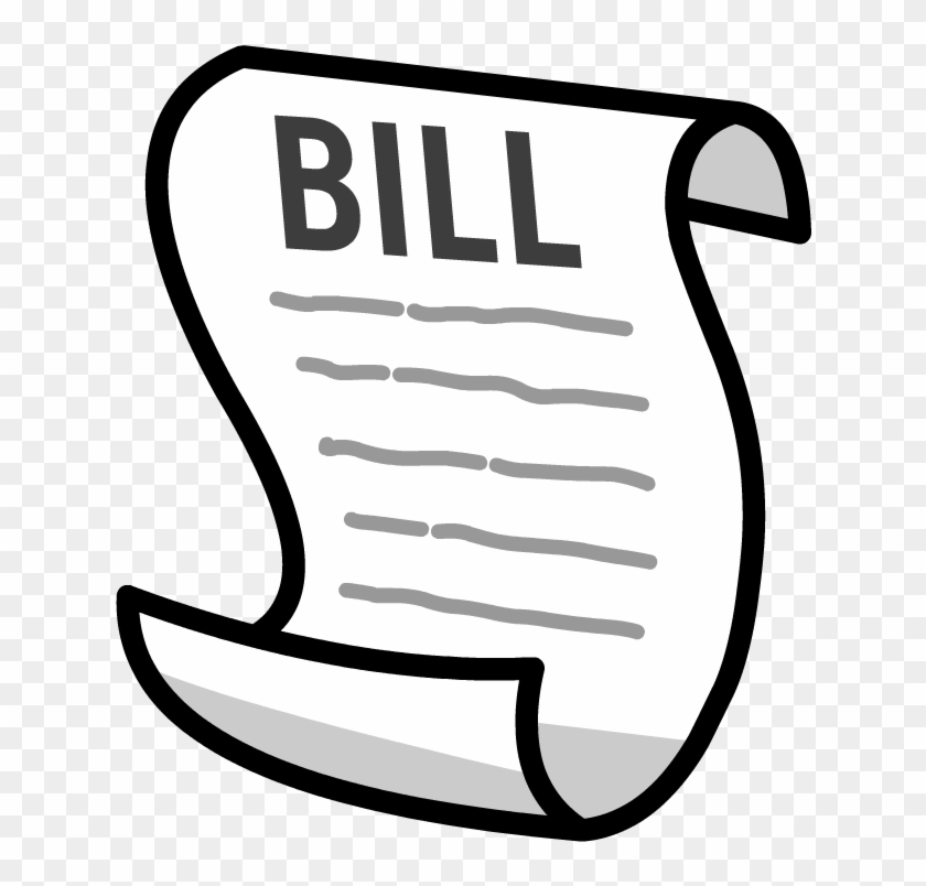 Bills clipart medical bill, Bills medical bill Transparent.
