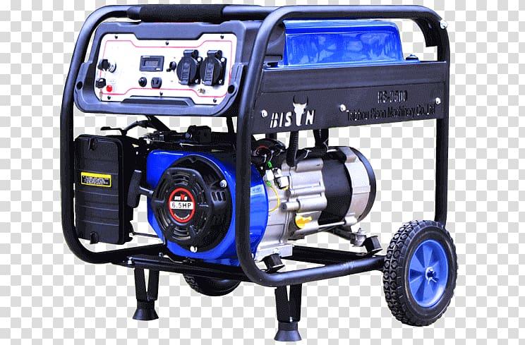 Electric generator Engine.