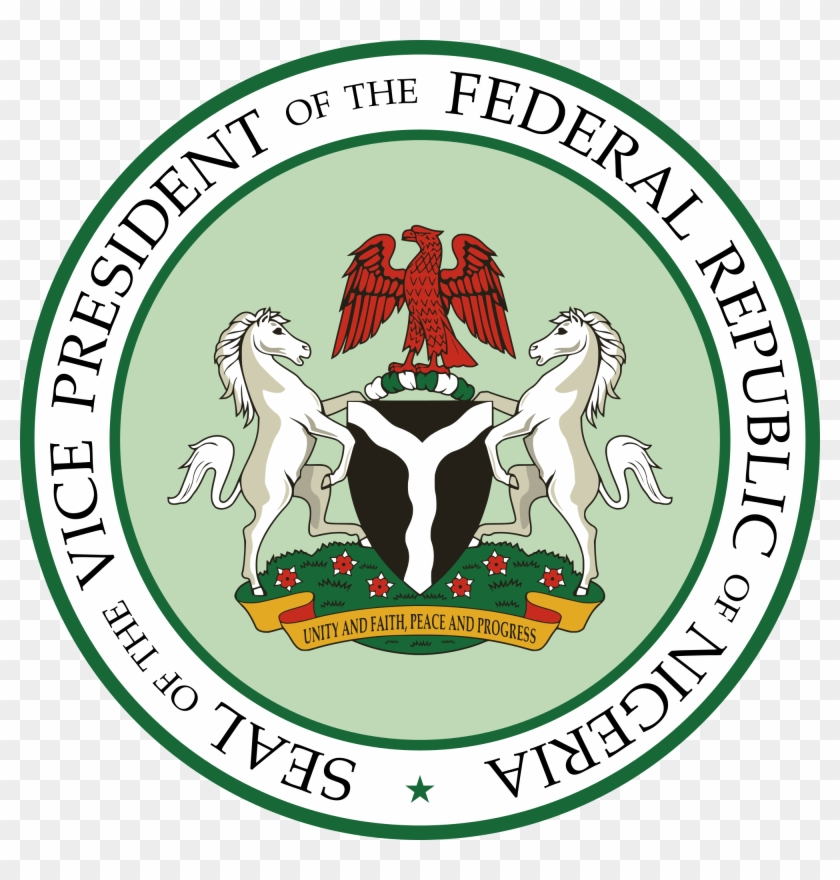 Seal Of The Vice President Of Nigeria.