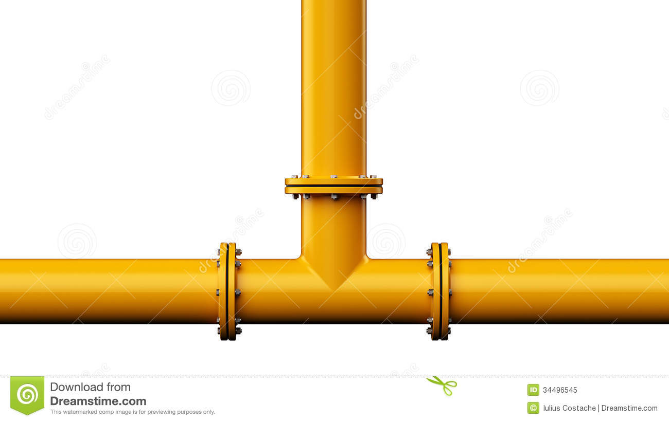 Gas Pipeline Clipart.