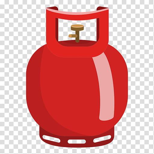 Gas Cylinder Red, Liquefied Petroleum Gas, Storage Tank.