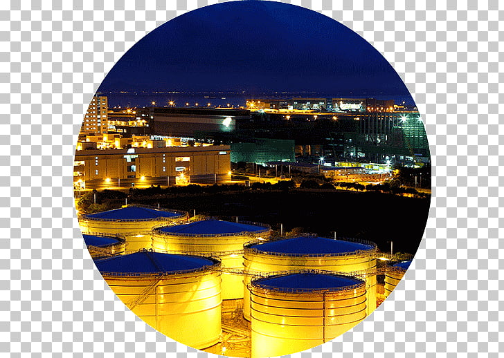 Oil refinery Petroleum industry Natural gas Project.