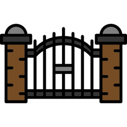 Gate Computer Icons Clip art.