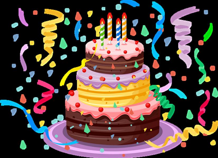 Gâteau d\'anniversaire.