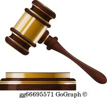 Judge Gavel Clip Art.