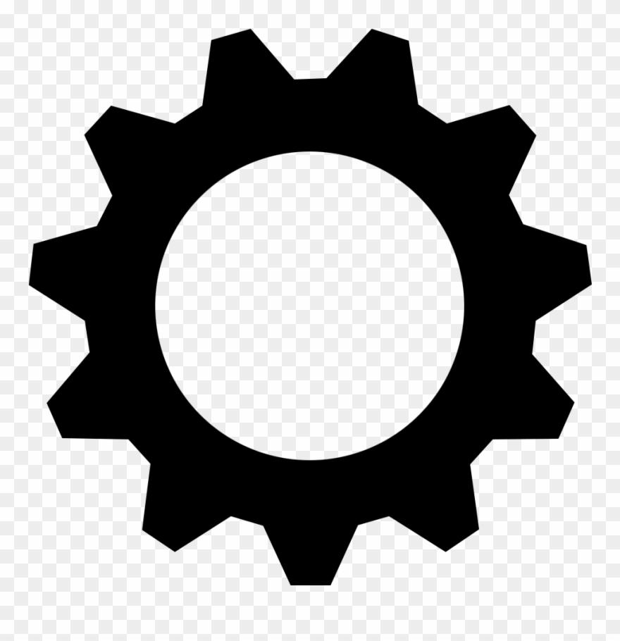 Gears Clipart Geometry Dash.