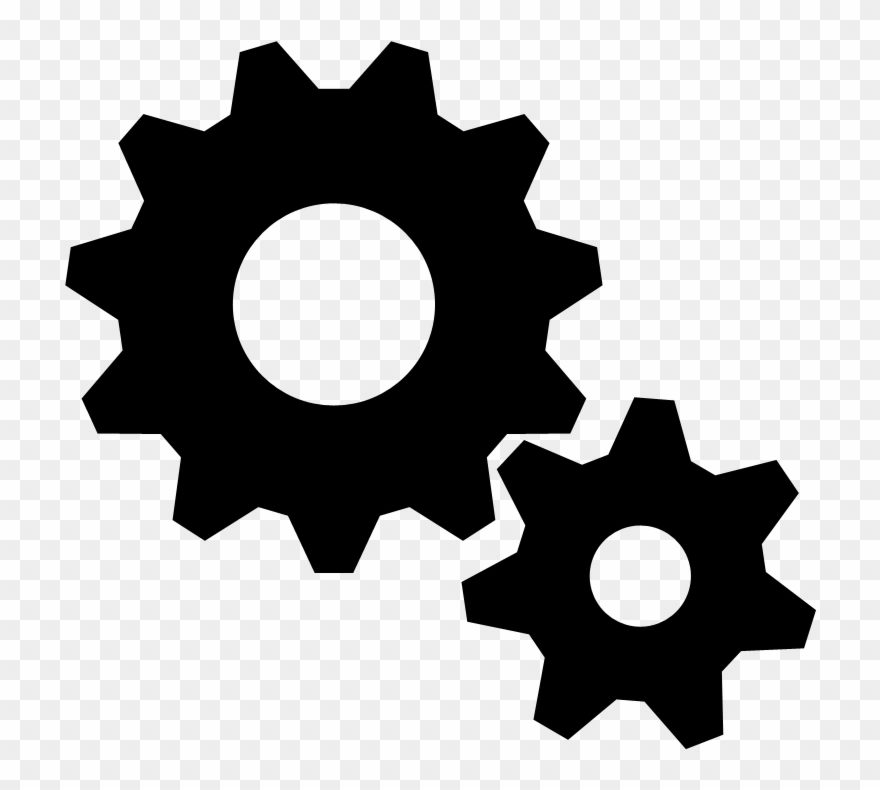 Clip Art Transparent Library Slthytove Gears Png Seamless.