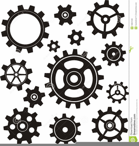 Free Clipart Gears Cogs.