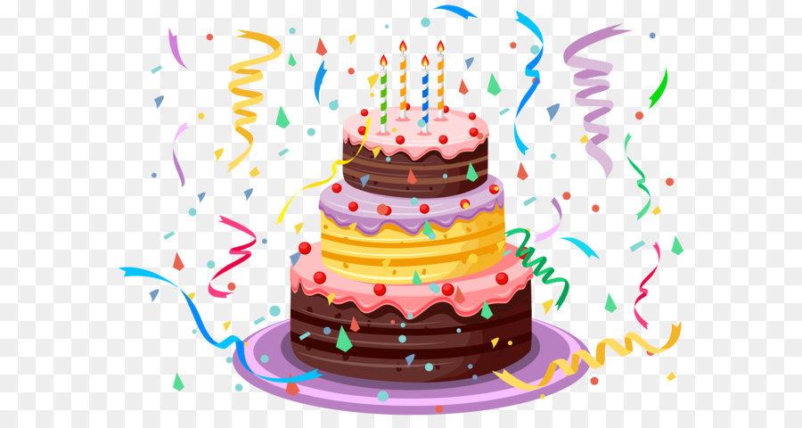 Download Free png Geburtstagstorte Clip art Geburtstag Torte.