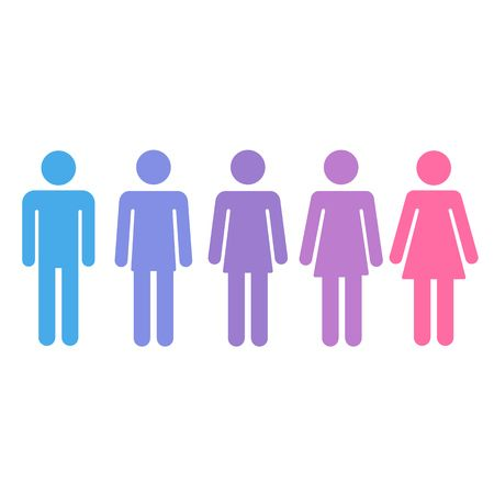 7,589 Gender Equality Stock Illustrations, Cliparts And Royalty Free.