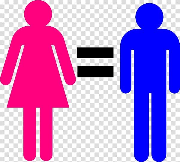 Female Gender symbol , international womens day transparent.