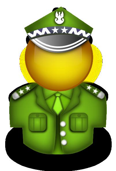 Polish General Clip Art.