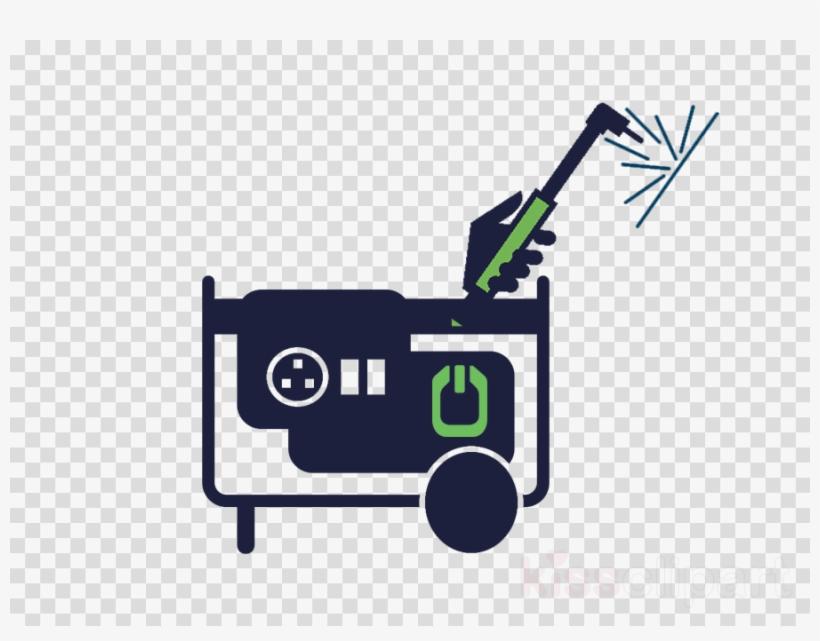 Diesel Generator Logo Clipart Logo Electric Generator PNG.