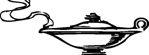 Genie Lamp Clipart & Genie Lamp Clip Art Images.