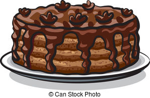 Chocolate cake Clipart and Stock Illustrations. 25,030 Chocolate.