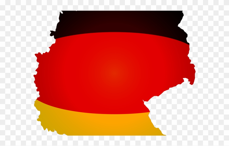 Map Clipart Germany.