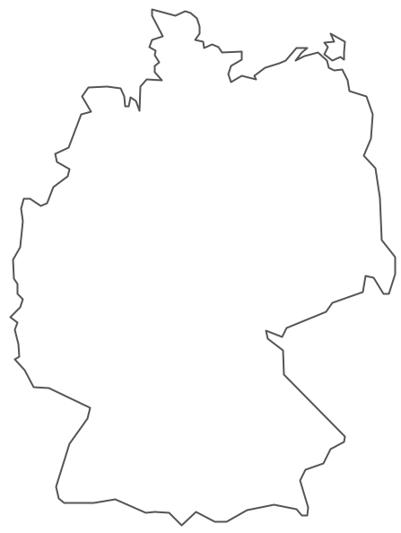Germany clipart map clipartfest.