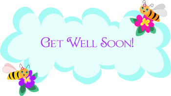 Feel Better Soon PNG Transparent Feel Better Soon.PNG Images.