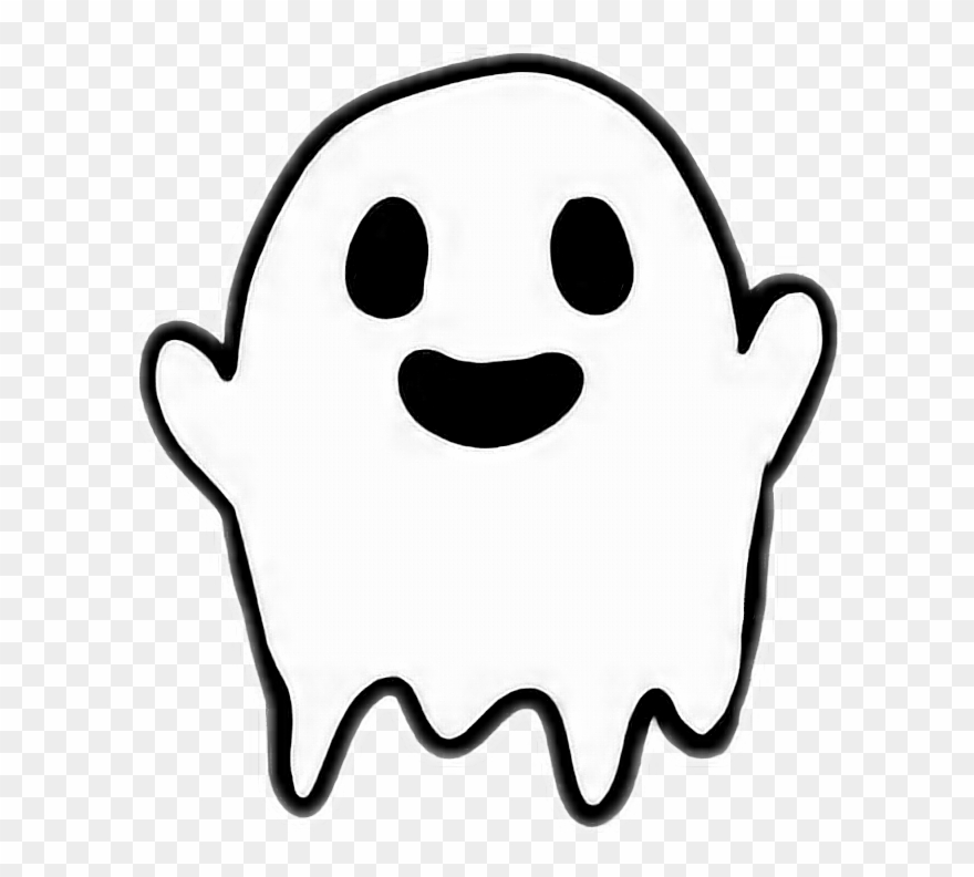 Ghost Cute Boo Cuttieghost Ghosts Clipart (#1909906.